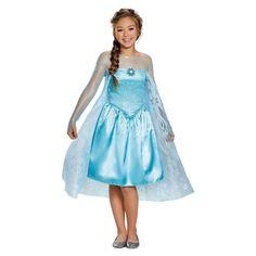 frozen kids elsa costume l12 14 - Disney Jr Halloween Costumes