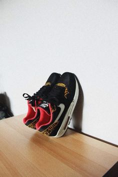 save off b05ea 7a41f I crazy want these. Leopard Air Max. Nike Outfits, Nike Flyknit, Nike