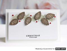 Christmas Blessings by Karin Åkesdotter for Hero Arts