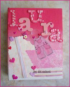 Álbum rosa Laura by dri saiani © https://www.facebook.com/bydrisaiani