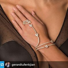 bijouxdeluxe_'s photo on Instagram Hand Jewelry, Jewelry Sets, Jewelry Bracelets, Collateral Beauty, Pinterest Jewelry, Jewelry Showcases, Turkish Jewelry, Unusual Jewelry, Wedding Rings Vintage