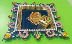 DIY Aarti Tray Decoration