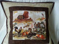 podzimní polštářek