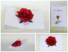 Pop Up Flower Cards Love Pop Up Cards Paper Crafts Origami Diy Paper Paper Art Kirigami Diy Cards Fancy Fold Cards Paper Flowers Arte Pop Up, Pop Up Art, Birthday Greetings, Birthday Cards, Diy Birthday, Pop Up Flower Cards, Libros Pop-up, Teacher Cards, Kirigami