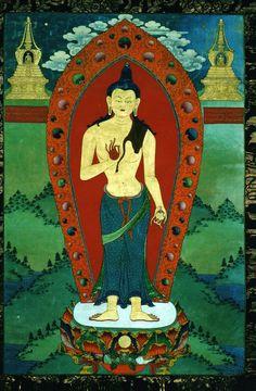 Maitreya - Buddha of the next eon