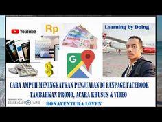 Cara Meningkatkan Penjualan di Fanpage FaceBook Dengan Buat Acara & Menambahkan Video 1 Day Trip, Komodo National Park, Adventure Tours, Online Gratis, Jakarta, Bali, Hotels, Island, Youtube