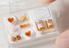 Miniatura Honey Set ♡ ♡ By Bonne Chance*