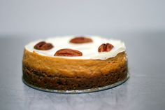 My sharp-eyed husband caught this bourbon pumpkin cheesecake recipe while I was — typically — flipping through a Gourmet magazine last year. Although it was a total hit at Thanksgiving,…