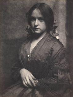Josephine, 1906 | Gertrude Kasebier.