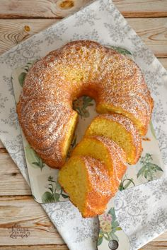 Bizcocho de Naranja y Cointreau Cake Frosting Recipe, Frosting Recipes, Cake Recipes, Loaf Cake, Pound Cake, Doughnut Bun, Baking Recipes, Healthy Recipes, Peach Cake