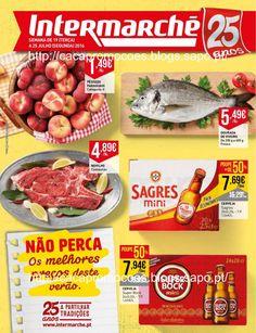 Promoções Intermarché - Antevisão Folheto 19 a 25 julho - http://parapoupar.com/promocoes-intermarche-antevisao-folheto-19-a-25-julho/