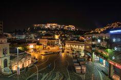 monastiraki Athens