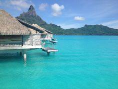 Bora Bora, beautiful!