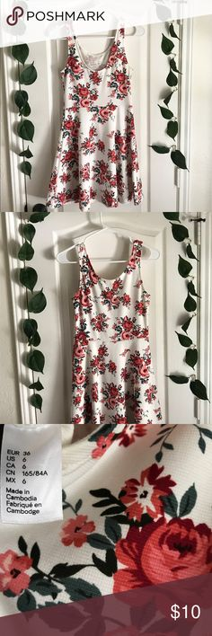 Forever 21 mini dress Cute mini dress for the summer season! Divided Dresses Mini