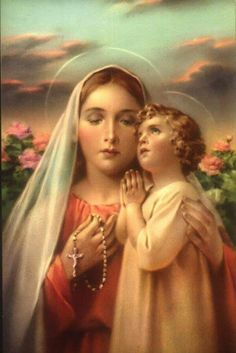 Immaculate Heart of Mary pray for us Sacred Heart of Jesus hear our prayers