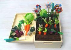 Felt garden from Florfanka :: perfect imaginative play toy for kids | http://www.tobyandroo.com/felt-garden-from-florfanka-perfect-imaginative-play-toy-for-kids/