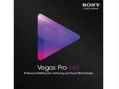 Sony Creative Software Inc Sony Vegas Pro Suite Esd