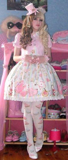 ♥ ロリータ, Sweet Lolita, Fairy Kei, Lolita, Loli, Decora, Pastel, Gothic Lolita, Victorian, Rococo♥