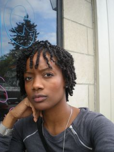 Natural Hair Style Gallery