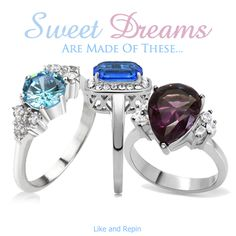Colored Stones Up To 50% Off #BuyBlueSteel