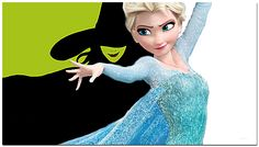 Is Frozen the Closest We Will Get to 'Wicked: The Movie'? - Blog - The Film Experience