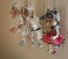 Burian Marionety
