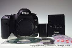 Canon EOS 5D Mark III Body 22.3 MP Digital Camera Excellent #Canon