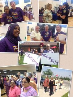 Collage from PEAPN event