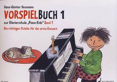 Heumann, Hans-Günter - Vorspielbuch 1