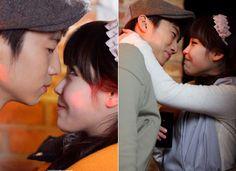 "IU and Wooyoung's Unrevealed Kiss Scene from ""Dream High"" Dream High 2, Best Dramas, Korean Dramas, Love K, Korean Star, Drama Movies, Her Music, Debut Album, Korean Singer"