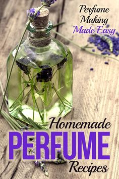 Homemade Perfume Recipes: Perfume Making Made Easy:Amazon:Kindle Store