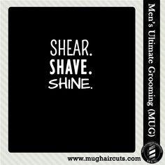 men's haircut men's hair products men's hair services Hair Quotes, Men Quotes, Mugs For Men, Men's Hair, Haircuts For Men, Hair Products, Man Haircuts, Men Hair