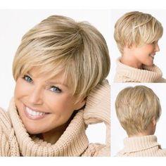 Классные стрижки на короткие волосы) Long Cut, Makeup Ideas, Short Pixie, New Hair, Slippers, Hair Ideas, Straight Hairstyles, Natural Hair Styles, Hair Beauty
