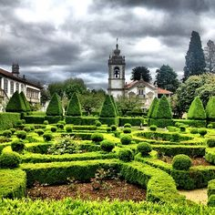 Casa de Santar Photo by youmustgoblog #Portugal