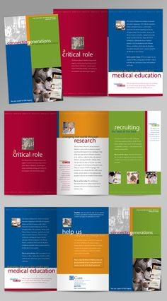 Annual Fund Campaign brochure for Case Western Reserve School of Medicine Ashland University, Fundraising Letter, Brochure Design, Brochure Ideas, Reception Invitations, School Fundraisers, New Names, Higher Education, Booklet