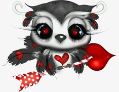 My Cross Stitch Patterns are compatible with the app Pattern Keeper. ~ OWL LOVE U 4 EVER~ No background. Size(s): 22 Count, X in 18 Count, X in 16 Count, X in 14 Count, X in You get Emo Art, Goth Art, Owl Cartoon, Cute Cartoon, Drawing Sketches, Art Drawings, Buho Tattoo, Gothic Fantasy Art, Owl Tattoo Design