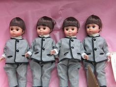 Madame Alexander Beatles Dolls