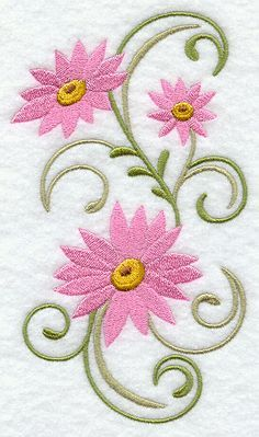 Machine Embroidery Designs at Embroidery Library! - Color Change - H3050 81613