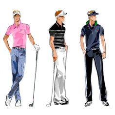 Luke Donald's RLX Golf looks for the U.S. Open