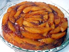 Pear & Cardamom Upside-Down Cake  -sounds amazing!