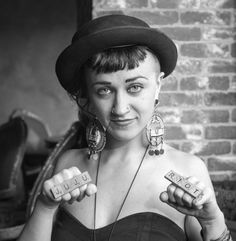 Coolest person alive? I'd put a stake on it: NAI PALM (Hiatus Kaiyote)