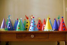 Circus theme birthday