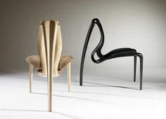 Joseph Walsh's Exceptional Enignum Chairs Collection: