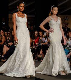 Grandes Marcas de Vestido de Noiva Desfilam em São Paulo - Pronovias