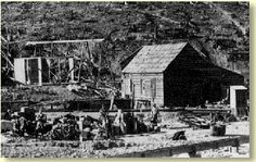 The Cariboo Gold Rush Barkerville Section Fraser River, Gold River, The Great Fire, History Facts, Old Pictures, Wild West, British Columbia, Vancouver, Abandoned