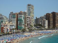 Benidorm is one of those places everyone has an opinion about, and it usually isn't good.
