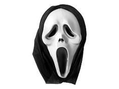 Mask Scream with a hood, size 30x20 centimeters. The material holding the mask can be stretched to 22 centimeters. ...[Read More]Our Price: £1.08  [Add to Cart]