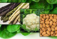 Πρωτεΐνη δεν είναι μόνο το κρέας. Δείτε τις 12 καλύτερες φυτικές πηγές πρωτεΐνης. Healthy Habits, Finger Foods, Cauliflower, Health Fitness, Vegetables, Finger Food, Cauliflowers, Vegetable Recipes, Cucumber