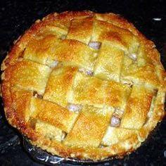 Tasty Apple Pie recipe