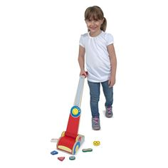 Melissa and Doug Lets Play House Vacuum Cleaner | from hayneedle.com- Elaina